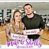 Shelby & Mike Wedding - Fish Eye Fun photos!
