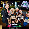 Garden Glow at MOBOT - Fish Eye Fun Photos!