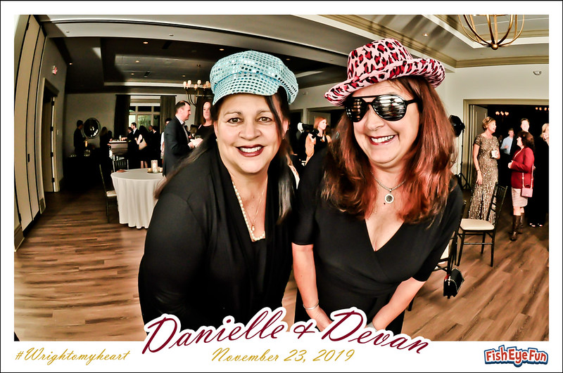 Danielle & Devan - Fish Eye Fun Photos! #FishEyeFun #Wrighttomyheart
