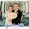 Nikki & Jason - Fish Eye Fun Photos!