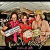 Karlie & Rodney - Fish Eye Fun Photos!