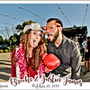 Brooke & Justin - Fish Eye Fun Photos!
