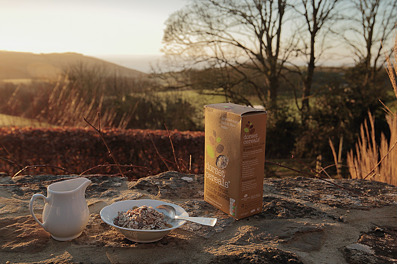 Section A - Highly Commended - Always start a Dorset day with Dorset Cereals by Andy White