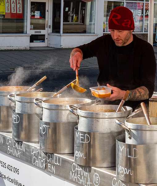 Section B - Highly Commended - Street Curry by David Taylor