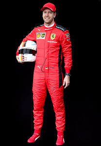 2020 Formula One Drivers Portraits