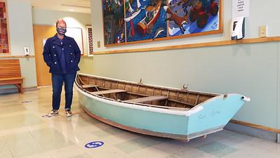 WP_Brooklin_principal_Jill_Baker_with_boat_112620JR