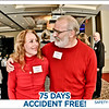 Ambassador Floor Safety Celebration -  Fish Eye Fun Photos!