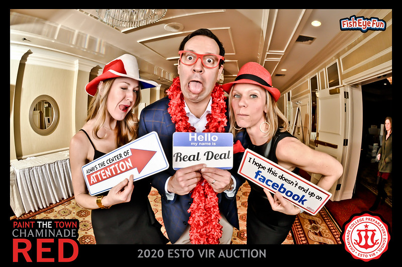 Esto Vir Auction - Fish Eye Fun Photos! #FishEyeFun #EstoVir
