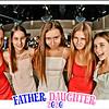 Father Daughter Dance - Fish Eye Fun Photos!