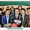 Wash U Game Day - Fish Eye Fun Photos! #FishEyeFun #WashUGameDay
