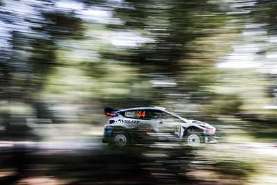 AUTO - WRC RALLY ITALIA SARDEGNA 2020