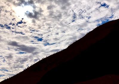 A Final Uluru Climb