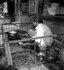 India Food Seller