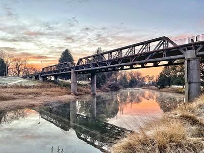 Old Denison Bridge