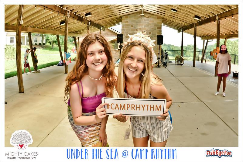 Under the Sea @ Camp Rythm #FishEyeFun