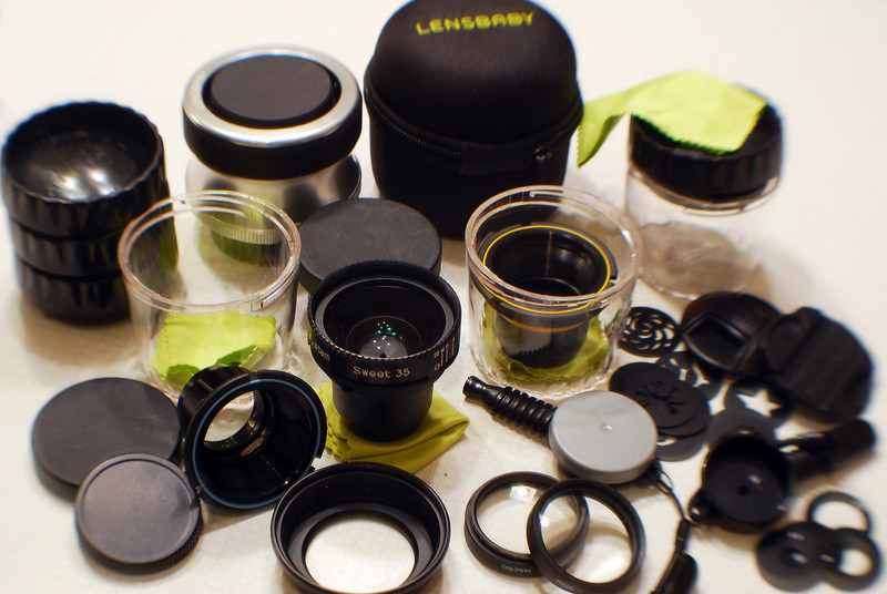My Lensbabies