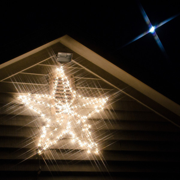 Our Christmas star