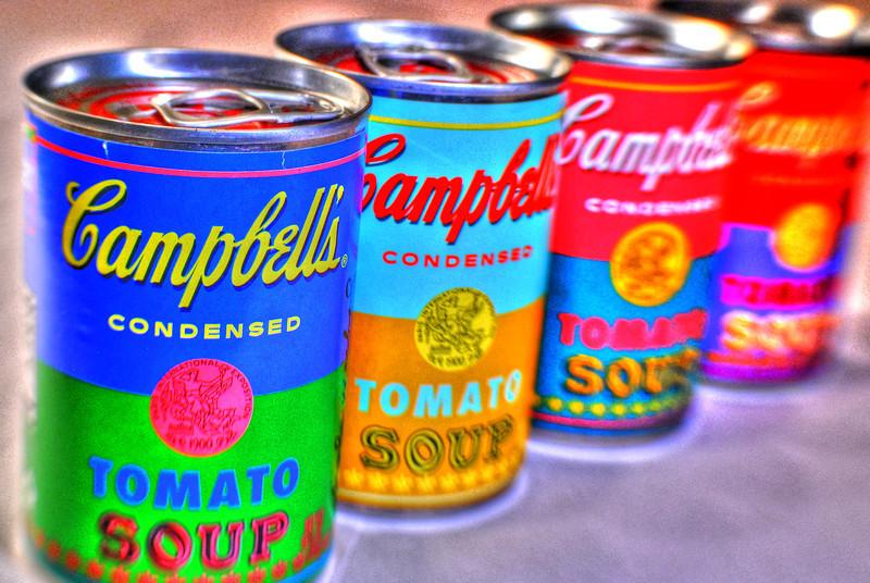 Warhol Soup
