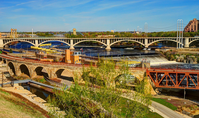 Bridges of Minneapolis