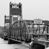 Stillwater Lift Bridge, winter