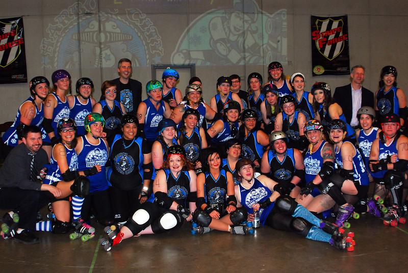 Fargo-Moorehead Derby Girls