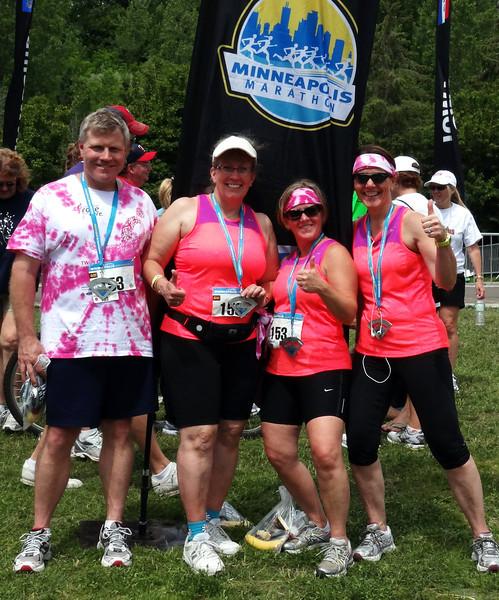 Minneapolis Marathon Relay