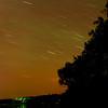 Wisconsin Star Trails