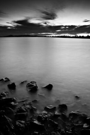 [365.239] Alameda Shore <i>Alameda, California — August 27, 2009</i>  © Brendan Cox — All Rights Reserved