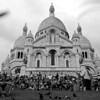 [365.152] Sacre-Coeur <I>Paris, France — June 1, 2009</i>  © Brendan Cox — All Rights Reserved
