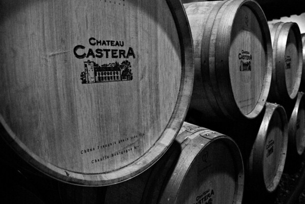 [365.156] Chateau Castera <i>Saint-Germain-d'Esteuil, France — June 5, 2009</i>  Wine tasting at Chateau Castera in the town of Saint-Germain-d'Esteuil, north of Bordeaux. :)  © Brendan Cox — All Rights Reserved
