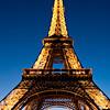 [365.153] Le Tour Eiffel <I>Paris, France — June 2, 2009</i>  © Brendan Cox — All Rights Reserved