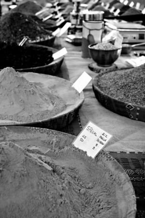 [365.161] Arles Street Market <i>Arles, France — June 10, 2009</i>  © Brendan Cox — All Rights Reserved
