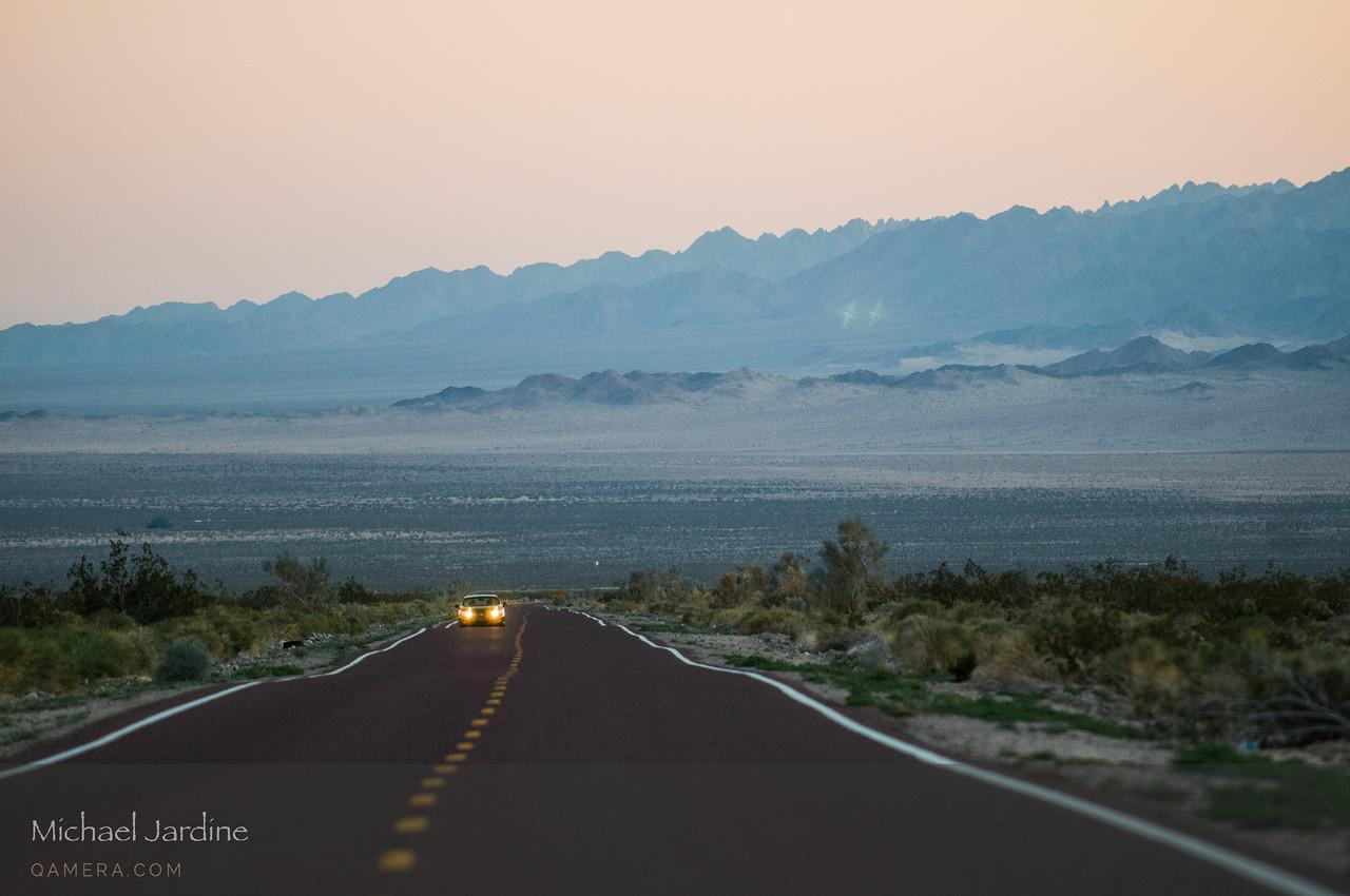 Mojave Highway