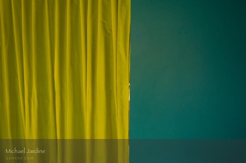 Color study, hotel room, Valley Ho