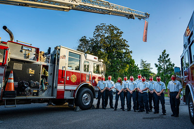 9-11 Memorial Southern Pines Fire Department