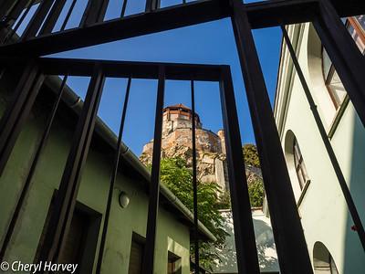 To the Castle, Esztergom, Hungary