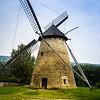 Skanzen Windmill, Szentendre, Hungary