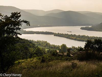 Danube View, Near Visegrad, Hungary