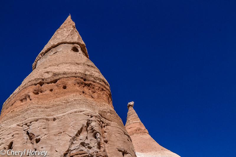 Tent Rocks & Sky