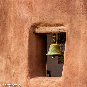 Bell in Wall