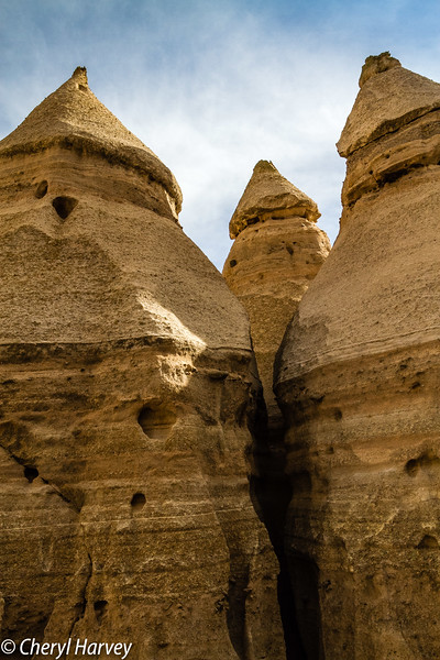 Three Hoodoos