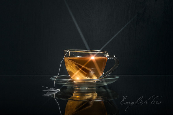 Tea - Experiment in Glass