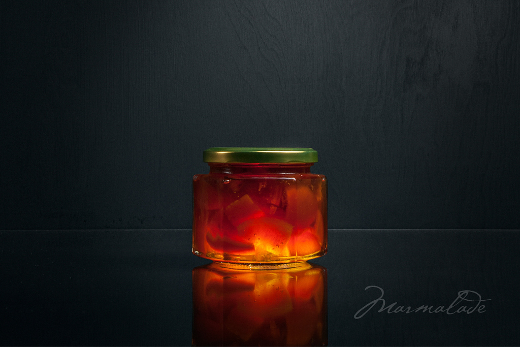 Marmalade - Experiment in Glass