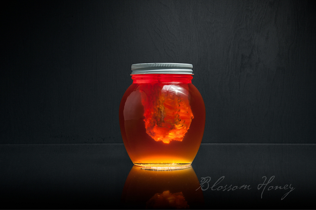 Honey - Experiment in Glass