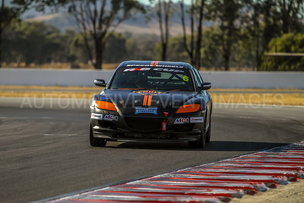 AMRS - Mazda RX8 Cup Series