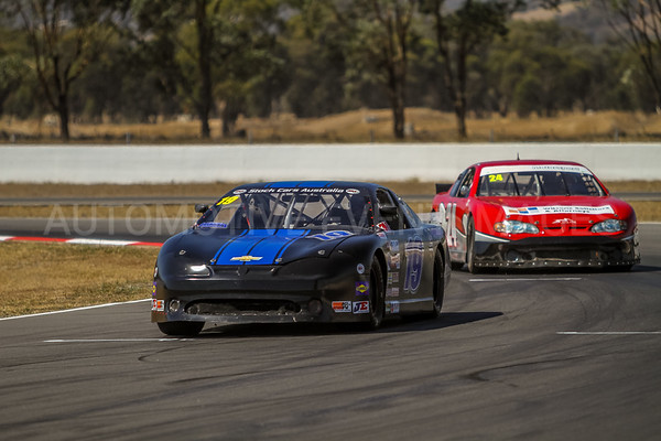 AMRS- Extreme TT / Stock Cars Winton