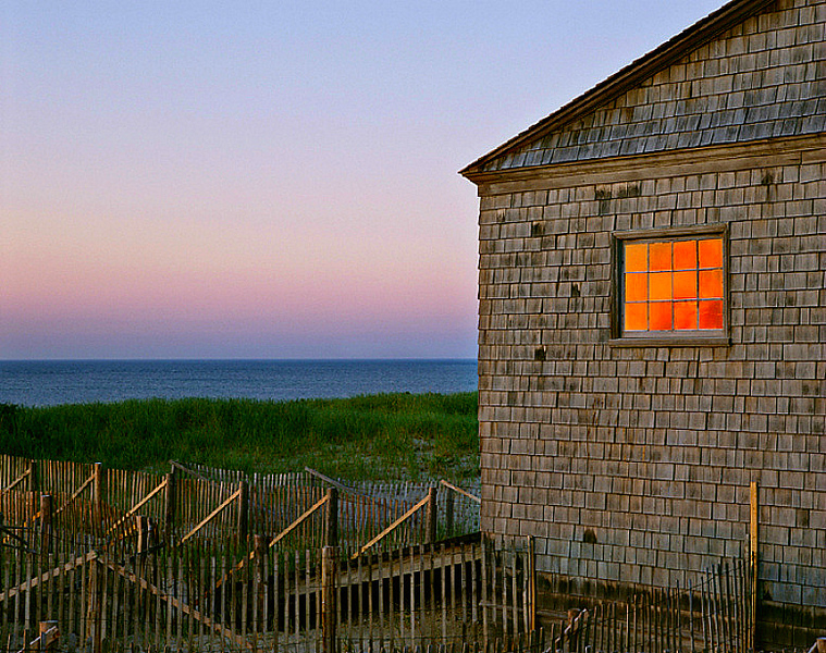 Window by the Sea