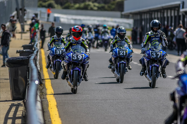 ASBK 2019 - R6 Phillip Island - Blue Cru Oceania Junior Cup