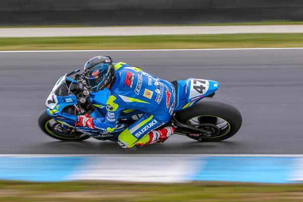 ASBK 2019 - R6 Phillip Island - Kawasaki Superbikes