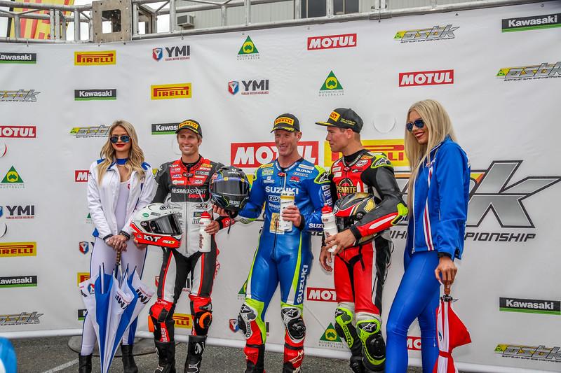 ASBK 2019- Round Five From Winton Motor Raceway